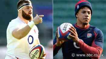 Autumn Nations Cup: Luke Cowan-Dickie and Anthony Watson return to England squad
