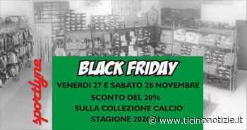 Magenta, Black Friday/1: per i tuoi acquisti scegli Sportlyne Magenta - Ticino Notizie