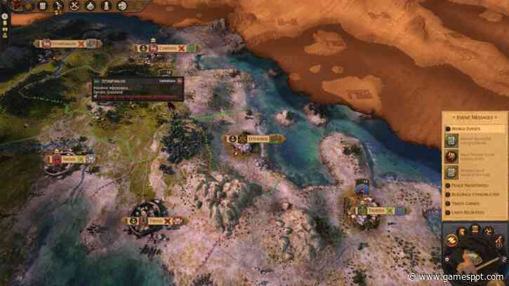 A Total War Saga: Troy Will Get Multiplayer This Week
