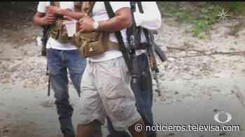 Comunidad de Michoacán emprende acciones ante el avance del CJNG - Noticieros Televisa
