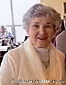 Theta Faye Keeble | Obituary | Greenville Herald Banner - Herald-Banner