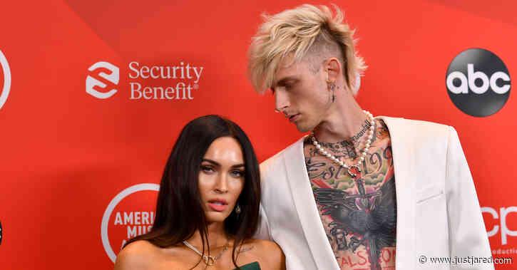 Megan Fox Debuts New Tattoo Seemingly in Honor of Boyfriend Machine Gun Kelly