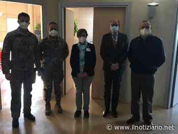 Emergenza Covid, medici dell'Esercito negli ospedali di Monza e Desio - Il Notiziario