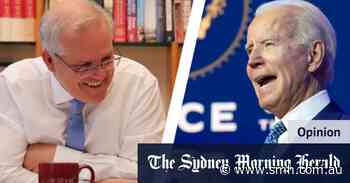 Biden team offers opportunities for Morrison but also challenges
