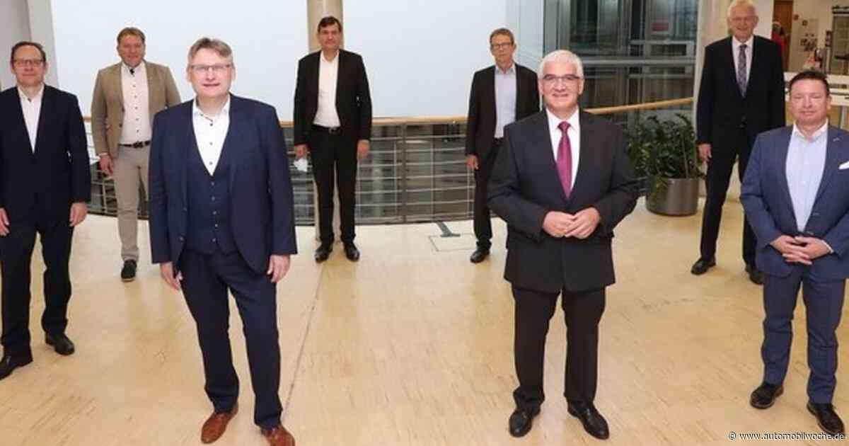 Volkswagen-Konzern: Neuer Sprecher des Vorstands der Wolfsburg AG - Automobilwoche