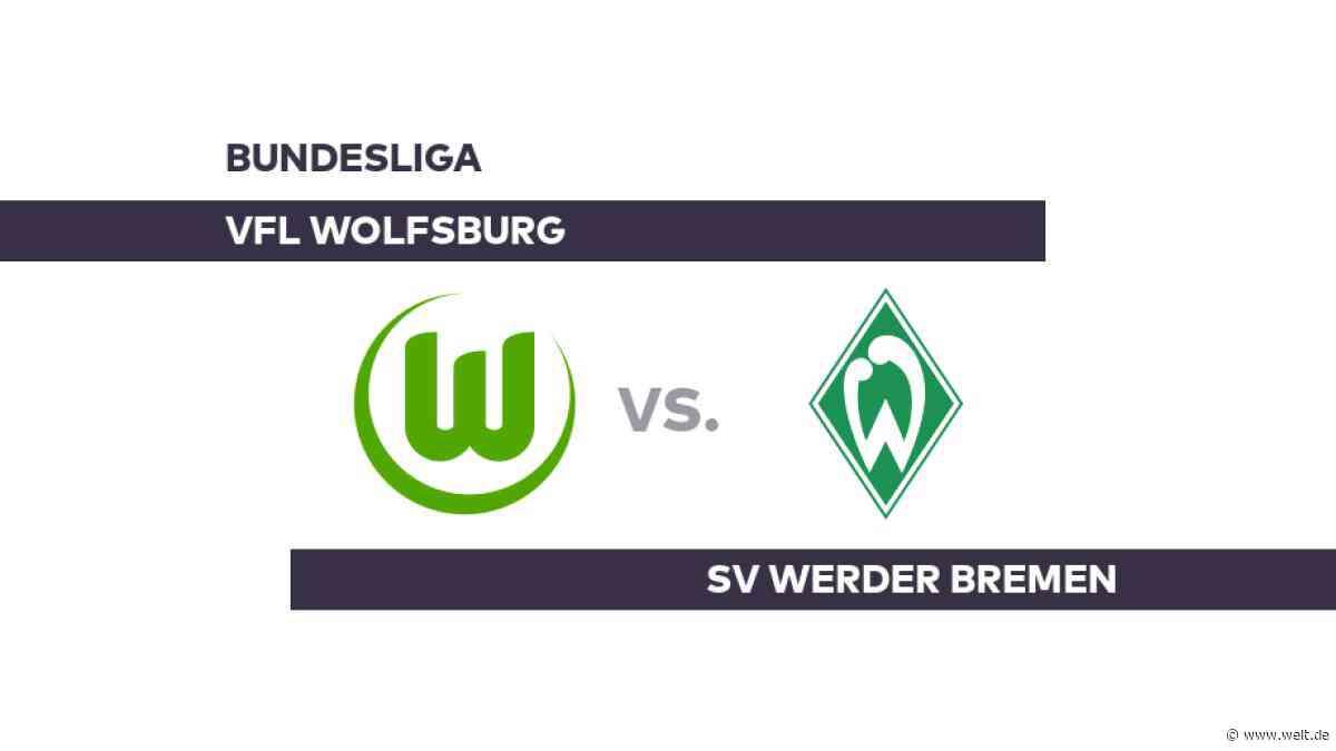 VfL Wolfsburg - SV Werder Bremen: Wolfsburg hofft auf ersten Saisonsieg - Bundesliga - DIE WELT