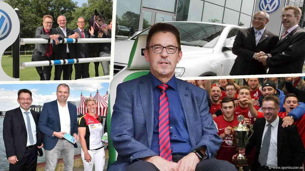 Der Mann, der Magath den Autoschlüssel gab, geht in Wolfsburg in Rente - Sportbuzzer