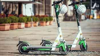 E-Scooter-Anbieter Lime startet in Wolfsburg - Wolfsburger Nachrichten