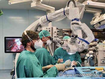 Ospedale di Terni, un nuovo microscopico operatorio per la Neurochirurgia - Umbriadomani