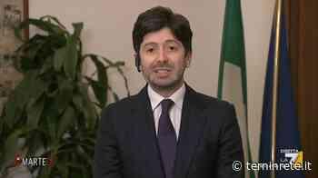 Ministro Speranza rinnova misure restrittive per Umbria Liguria, Basilicata e Bolzano - Terni in rete