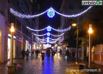 Natale a Terni, novità parcheggi e luminarie - umbriaON