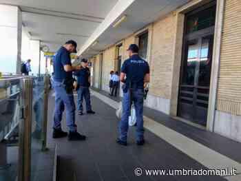 Polfer, denunciato 25enne alla stazione di Terni - Umbriadomani