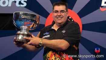 De Sousa stuns Wade to win Grand Slam