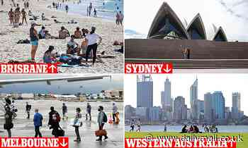 Removalist business reveals more Australians are moving to Brisbane after COVID-19 pandemic - Daily Mail