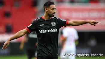 Strafe reduziert: Leverkusen-Star Karim Bellarabi kann wieder in der Europa League spielen - Sportbuzzer