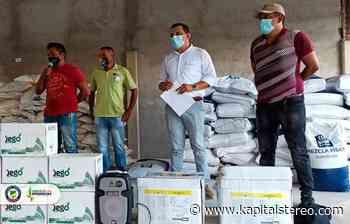 Tras inundaciones, familias en Saravena reciben ayuda por parte de la Alcaldía - Kapital Stereo