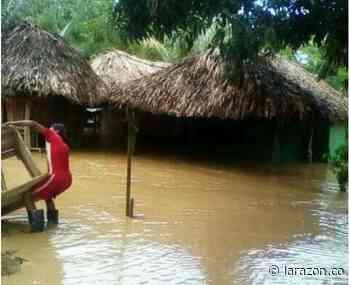 Piden ayuda de la gobernación para atender inundaciones en Canalete - LA RAZÓN.CO