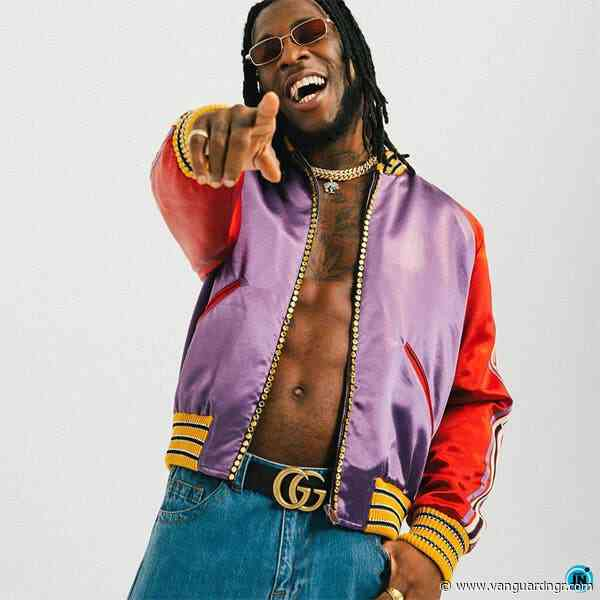 Nigerians excited, as Burna Boy bags second Grammy nomination with 'Twice As Tall'