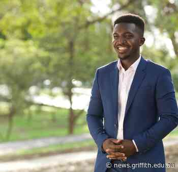 From refugee to community justice advocate – Griffith News - Griffith News