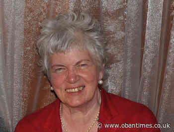Farewell to Lismore legend Margaret Black - The Oban Times