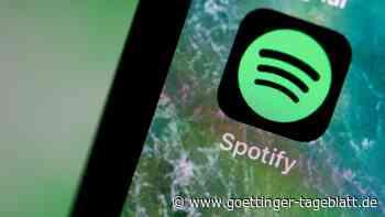Mehr als 300.000 gehackte Spotify-Zugänge veröffentlicht