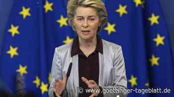 Von der Leyen: Brexit-Handelspakt immer noch ungewiss