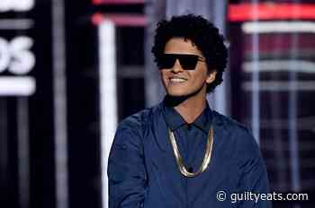 Bruno Mars wants his rum to take you away for a mental vacation - Guilty Eats
