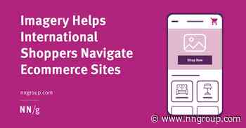 Imagery Helps International Shoppers Navigate Ecommerce Sites