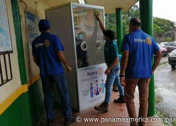 Habilitan en el centro de salud de Lídice en Capira, cabina para la toma de muestras de hisopado - Panamá América
