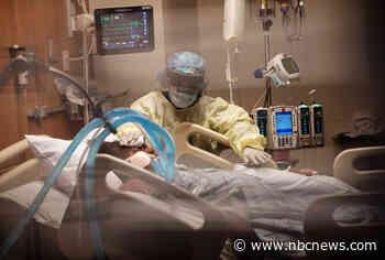 As demand rises, hospitals see 'mass exodus' of nurses to Covid-19 hot spots