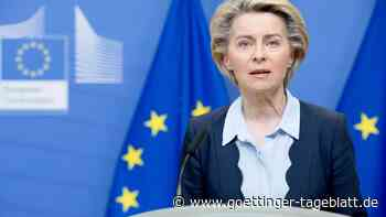 Von der Leyen empfiehlt Ungarn und Polen Klagen statt Blockade