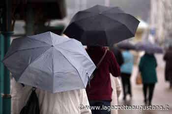 """Augusta, scatta allerta meteo """"arancione"""" per lunedì 23 novembre - La Gazzetta Augustana.it"""