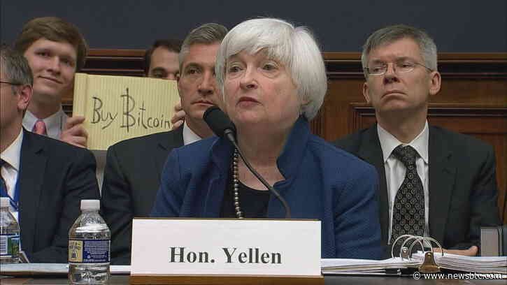 Janet Yellen is Bullish for Bitcoin, Macro Investor Explains Why
