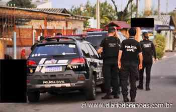 Idoso é achado morto, com um tiro no peito em Canoas - Diário de Canoas