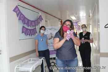 Polvos de crochê abraçam prematuros em Parobé - Diário de Canoas