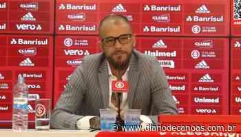 D'Alessandro anuncia saída do Internacional - Diário de Canoas