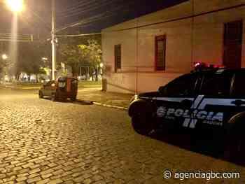 URGENTE: corpo é encontrado dentro de carro em Canoas - Agência GBC