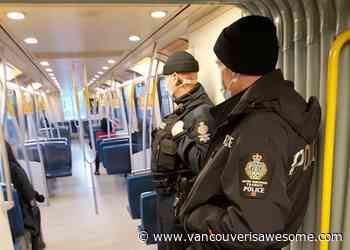 Metro Vancouver Transit Police can issue $150 fine for people who aren't wearing face masks - Vancouver Is Awesome