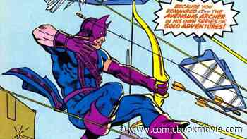 HAWKEYE: Jeremy Renner May Be Teasing Clint Barton's Classic Costume As He Has A Head Cast Made - CBM (Comic Book Movie)