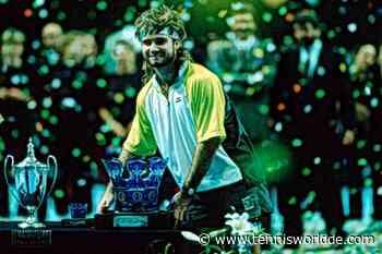 Rückblende auf das ATP-Finals: Andre Agassi besiegt Edberg und holt sich den Titel - Tennis World DE