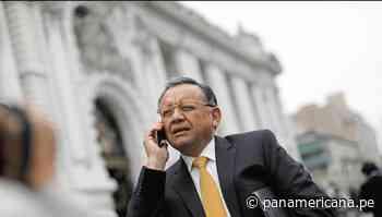 Edgar Alarcón es expulsado del partido Unión por el Perú Arequipa   Panamericana TV - Panamericana Televisión