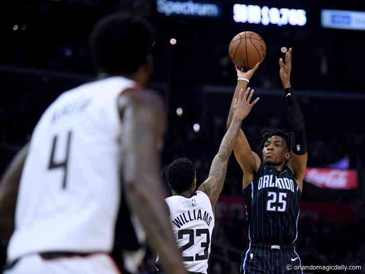 Wesley Iwundu is a sign of Orlando Magic's success and its failure