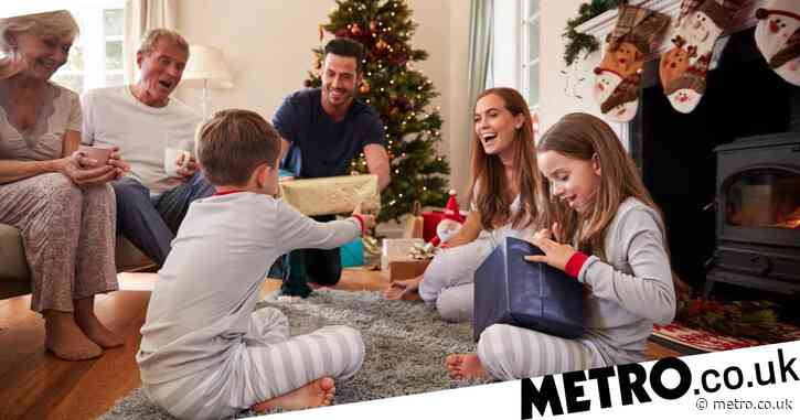 What are the Covid Christmas rules and are they the same in England, Scotland, Wales and Northern Ireland?