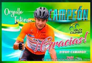 La vuelta a Colombia la ganó un hijo de Tuta - Proclama del Cauca