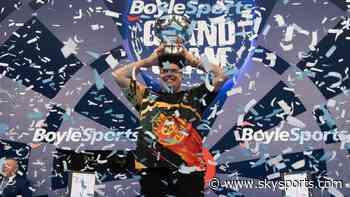 Jose De Sousa: From kitchen fitter to major winner