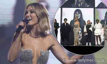 Delta Goodrem, Jessica Mauboy, Marcia Hines pay tribute to Helen Reddy at ARIA Awards 2020