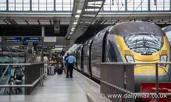 Eurostar is 'fighting for survival' after Covid caused 95 per cent drop in demand as rail operator