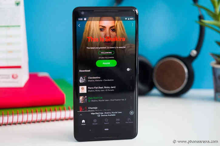 Spotify resets 350,000 passwords after a data leak
