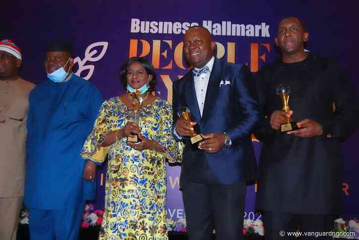 Hallmark roles the out red carpet for Nigeria's achievers
