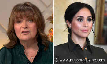 Lorraine Kelly reflects on heartbreaking miscarriage after Meghan Markle's devastating loss